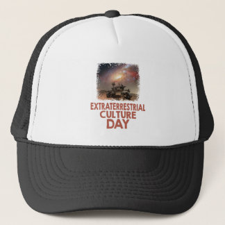 14th February - Extraterrestrial Culture Day Trucker Hat