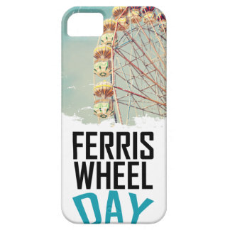 14th February - Ferris Wheel Day Case For The iPhone 5