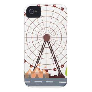 14th February - Ferris Wheel Day iPhone 4 Case-Mate Case