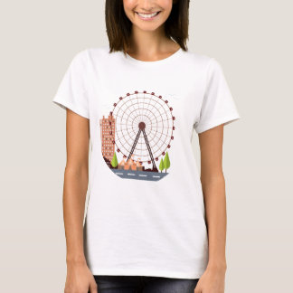 14th February - Ferris Wheel Day T-Shirt