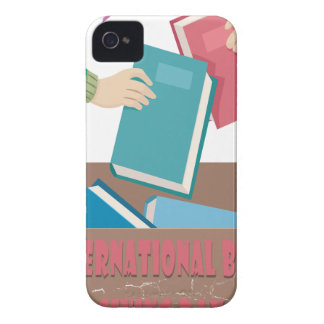 14th February - International Book Giving Day iPhone 4 Cover