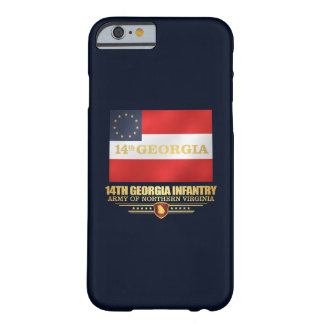 14th Georgia Infantry Barely There iPhone 6 Case