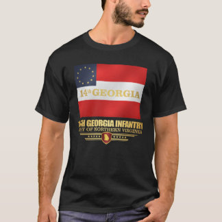 14th Georgia Infantry T-Shirt
