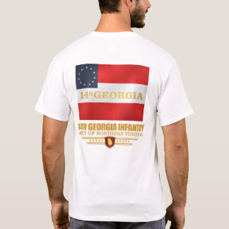 14th Georgia Infantry T-Shirt