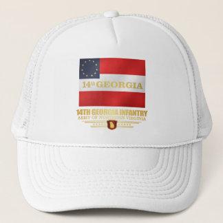 14th Georgia Infantry Trucker Hat