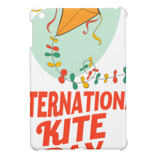 14th January - International Kite Day iPad Mini Cover