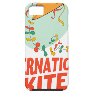 14th January - International Kite Day iPhone 5 Cover