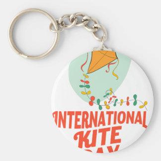 14th January - International Kite Day Keychain