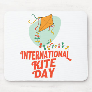 14th January - International Kite Day Mouse Pad