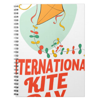 14th January - International Kite Day Notebooks