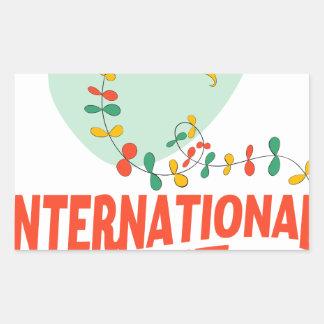 14th January - International Kite Day Sticker