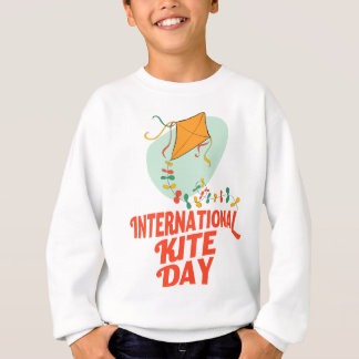 14th January - International Kite Day Sweatshirt