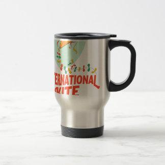 14th January - International Kite Day Travel Mug