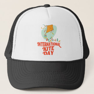 14th January - International Kite Day Trucker Hat
