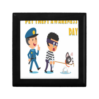 14th Pet Theft Awareness Day - Appreciation Day Gift Box