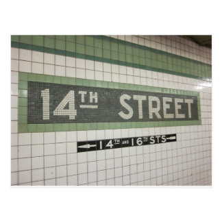 14th street postcard