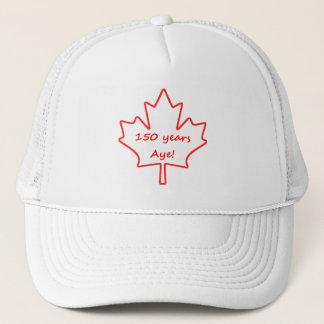 150 years of Canada Trucker Hat