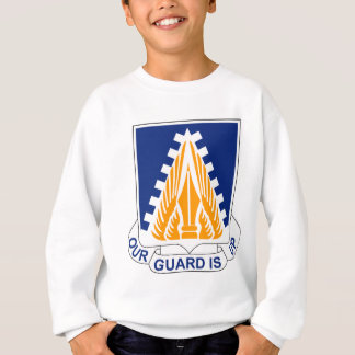 150th Aviation Regiment - Our Guard Is Up Sweatshirt