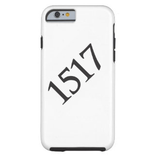 1517 iPhone 6/6s, Tough Tough iPhone 6 Case