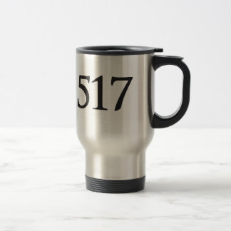 1517 Stainless Steel 15 oz Travel/Commuter Mug