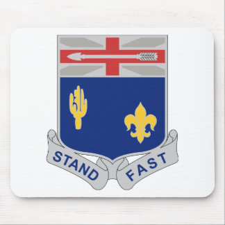 155th Infantry Regiment - Stand Fast Mouse Pad