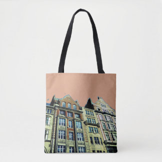 156 - designer tote bag -  London