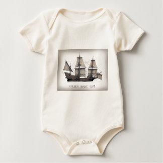 1578 Golden Hinde Baby Bodysuit