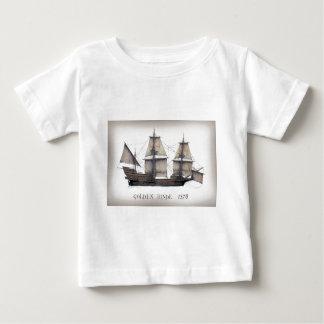 1578 Golden Hinde ship Baby T-Shirt