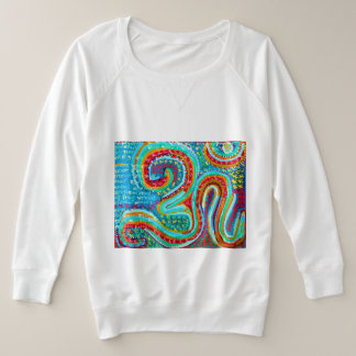 158 styles 255 colours OM MANTRA OMmantra yoga Plus Size Sweatshirt