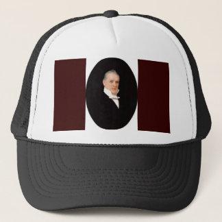 15 James Buchanan Trucker Hat