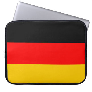 "15"" laptop bag Germany flag Computer Sleeves"