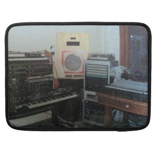 """15"""" MacBook Pro Sleeve Electronic Music Studio"""