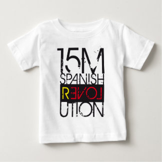 15 MS SPANISH REVOLUTION BABY T-Shirt