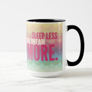 15 oz Combo Black Clasic Dream Mug By Zazz_it