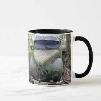 15 oz mug Green Cap