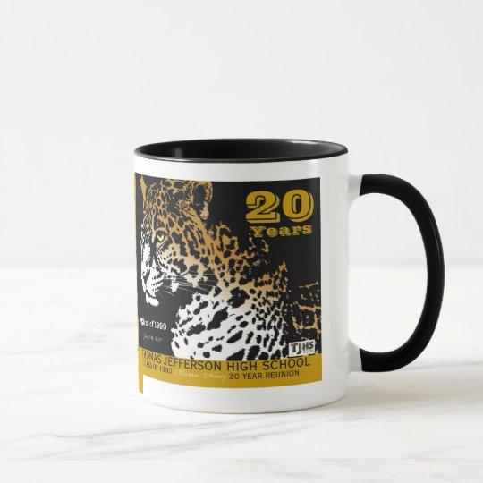 15 oz TJHS 20 Year Ceramic Mug