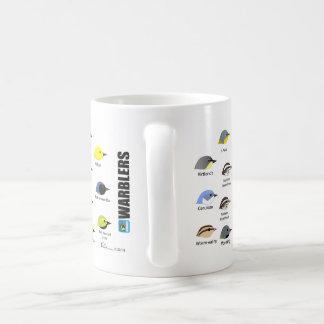 15oz BirdFace Warbler Mug
