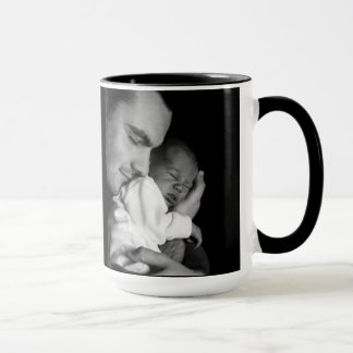 15oz Combo Custom Coffee Baby2 Mug By Zazz_it