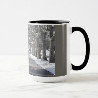 15oz Combo Custom Coffee Nature 91 Mug By Zazz_it