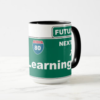 15oz Combo Custom Teach Kids Mug By Zazz_it