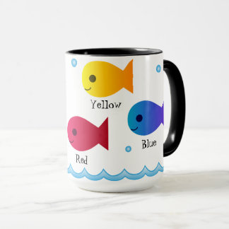 15oz Combo Custom Toddler Mug By Zazz_it