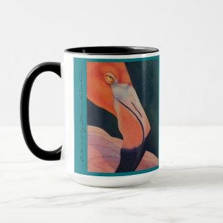 15oz Flamingo Mug