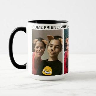 15oz Friends Custom Picture Coffee Mug By Zazz_it