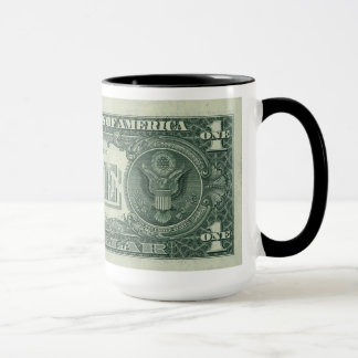 15oz Money Mug  By Zazz_it