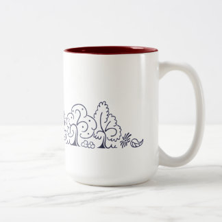 15oz Mug - It Grows Back More Beautiful