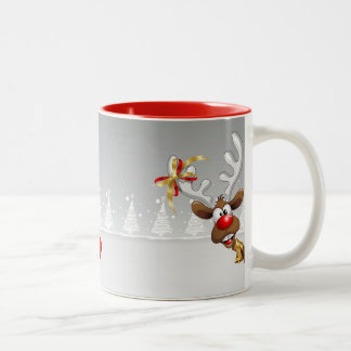 15oz Naughty or Nice Custom Mug By Zazz_it