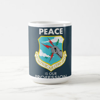 15oz Strategic Air Command Mug