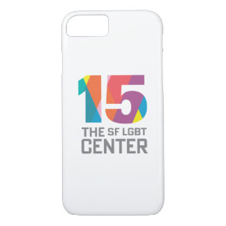 15th Anniversary iPhone case