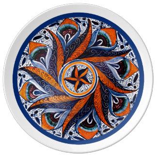15th Century Italian Plate