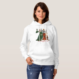 15TH CENTURY SNOWBALL FIGHT SWEATSHIRT